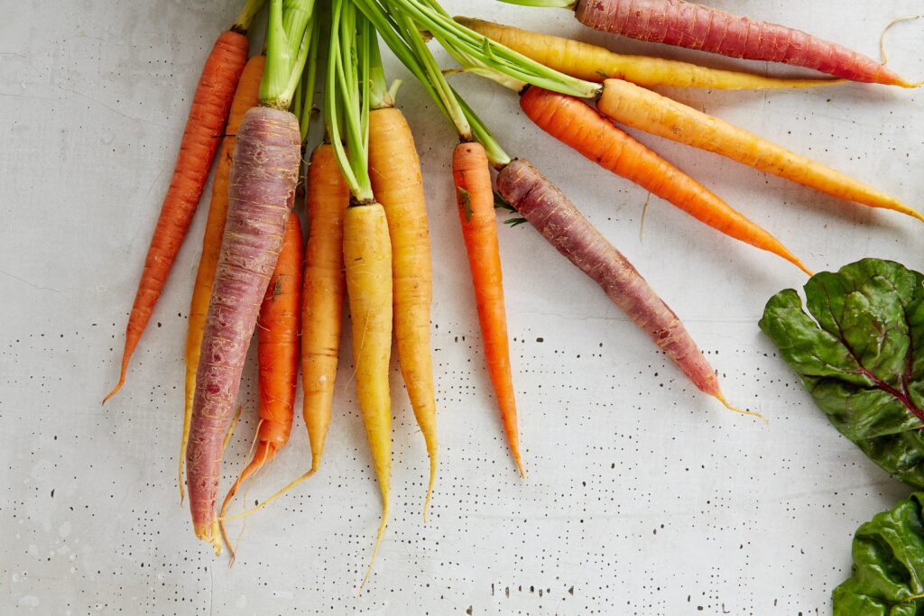 Health Benefits of Carrots- The Organic Label
