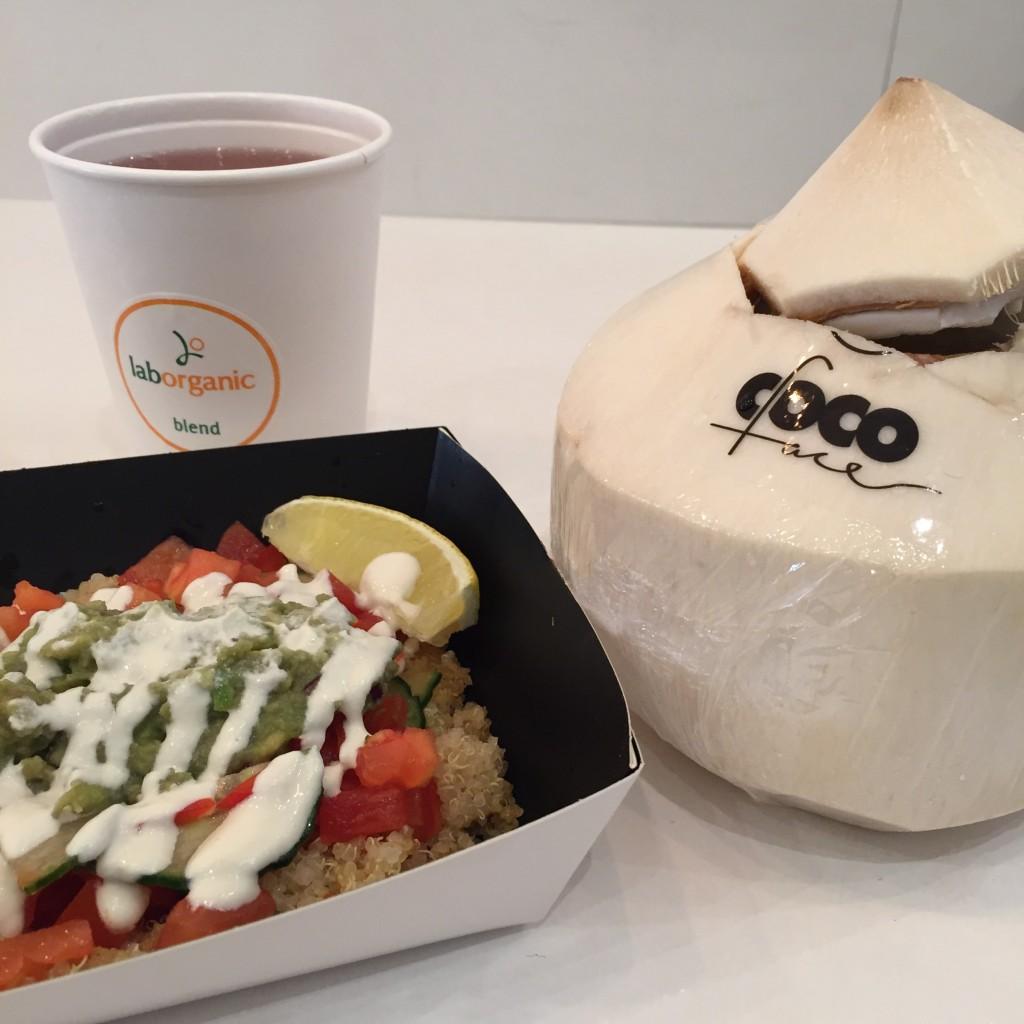 Lab Organic Food