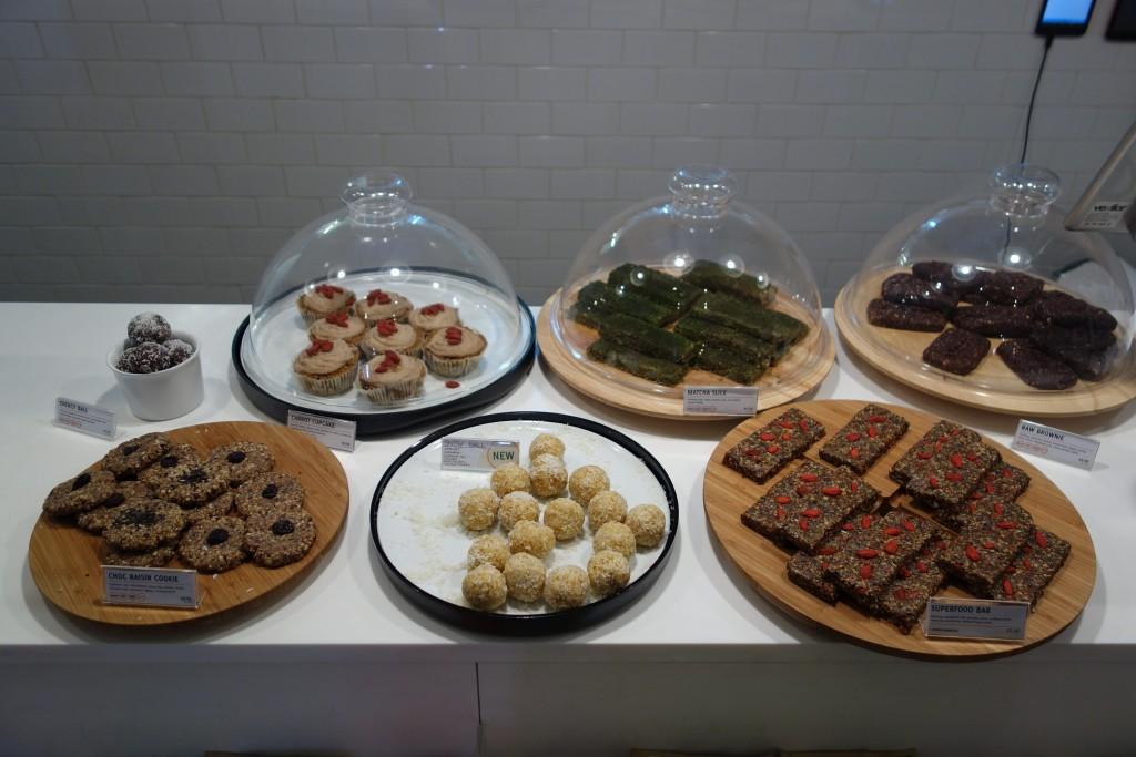 Lab Organic Sweets