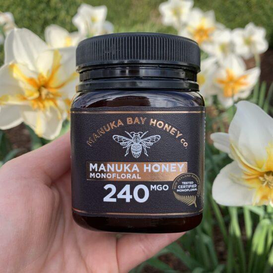 Manuka Honey- The Organic Label