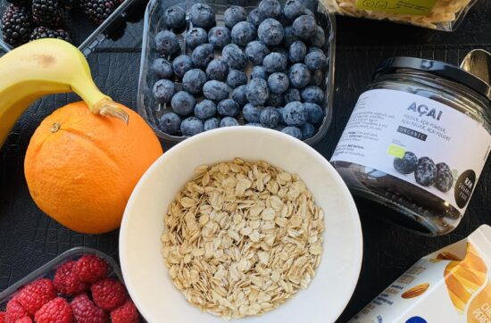 Healthy Organic Breakfast- The Organic Label