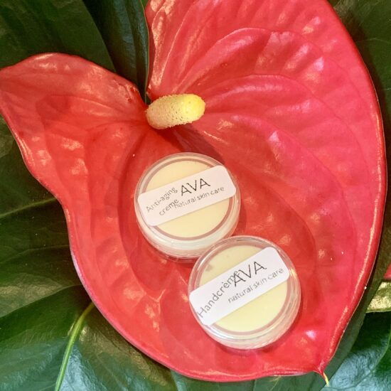 AVA Skincare Samples - The Organic Label
