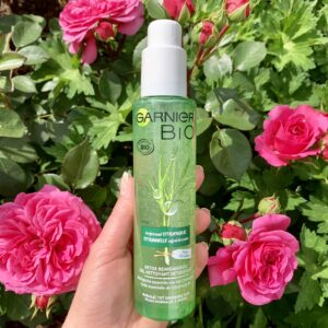 Garnier Bio Organic Lemongrass Detox Gel Wash