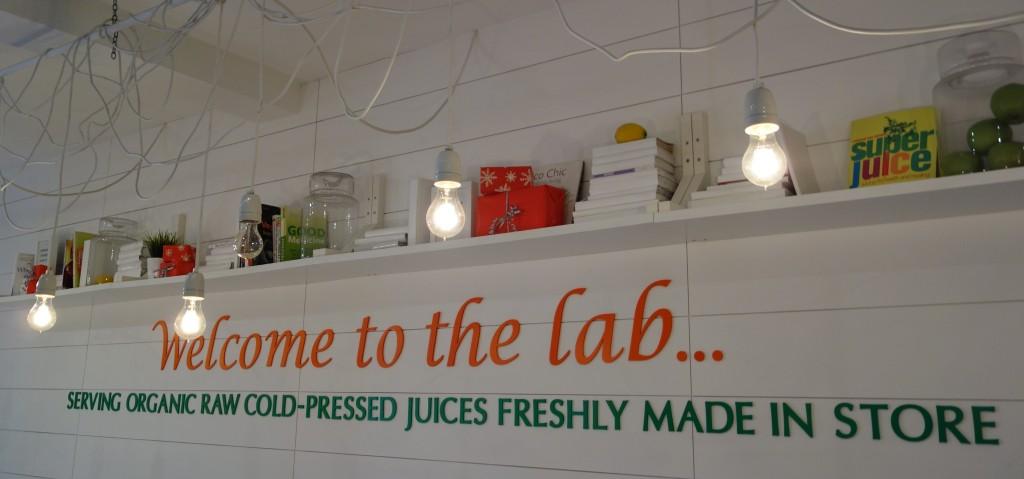 Lab Organic Decoration