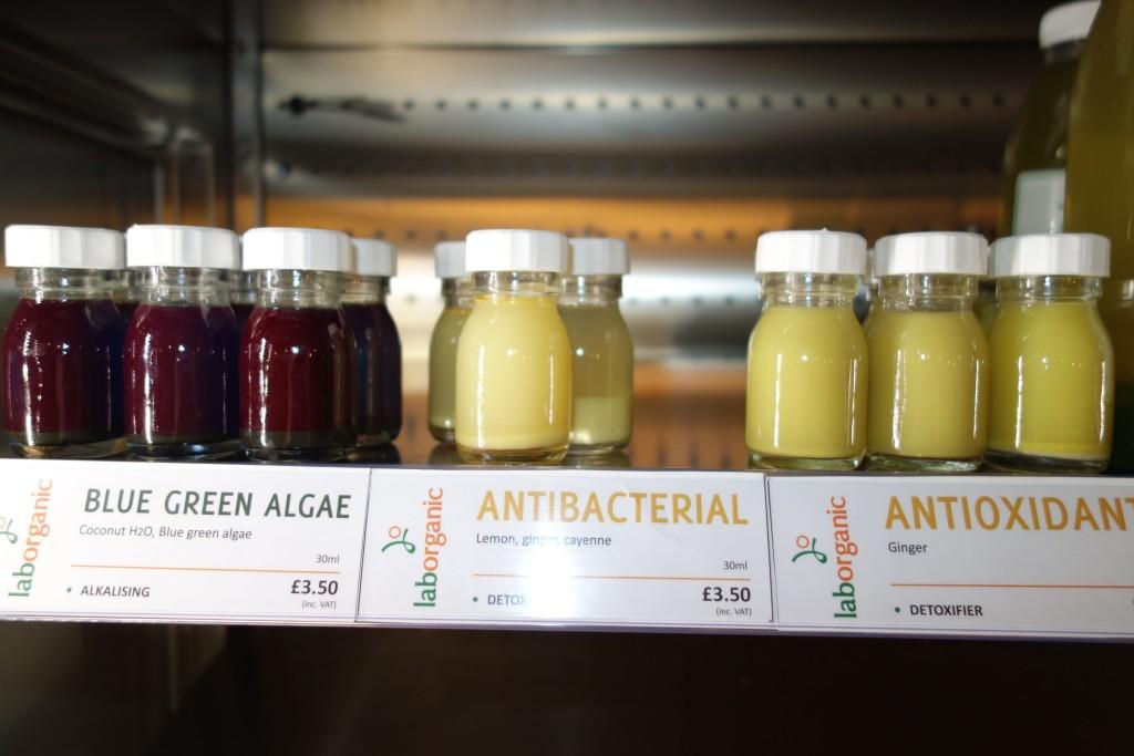 Lab Organic Juices