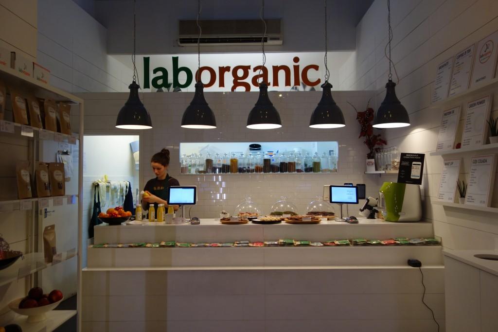Lab Organic London