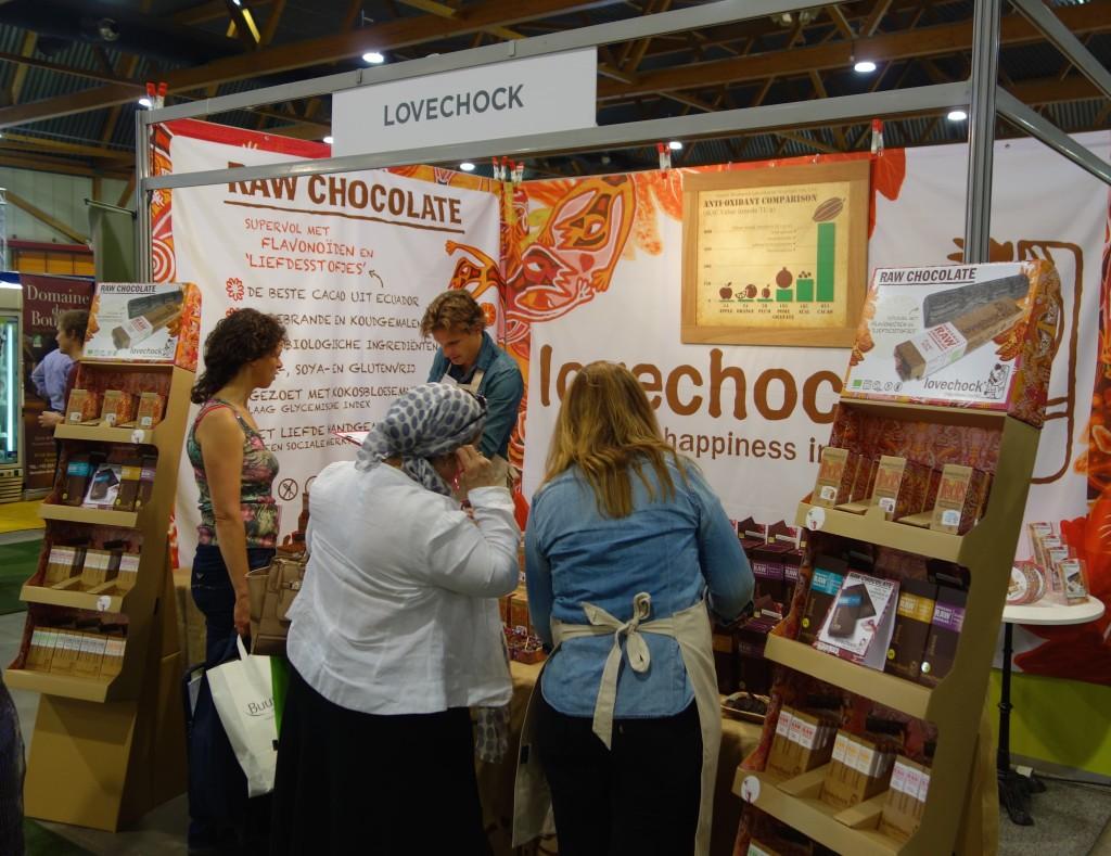 Loveshock Raw Chocolate