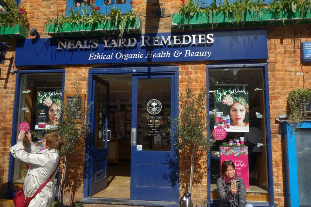 Neal's Yard Remedies Covent Garden