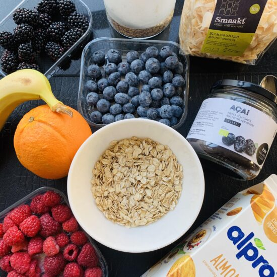 Healthy Organic Breakfast- The Organic Label