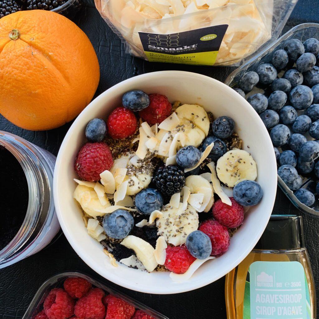 Organic Breakfast - The Organic Label