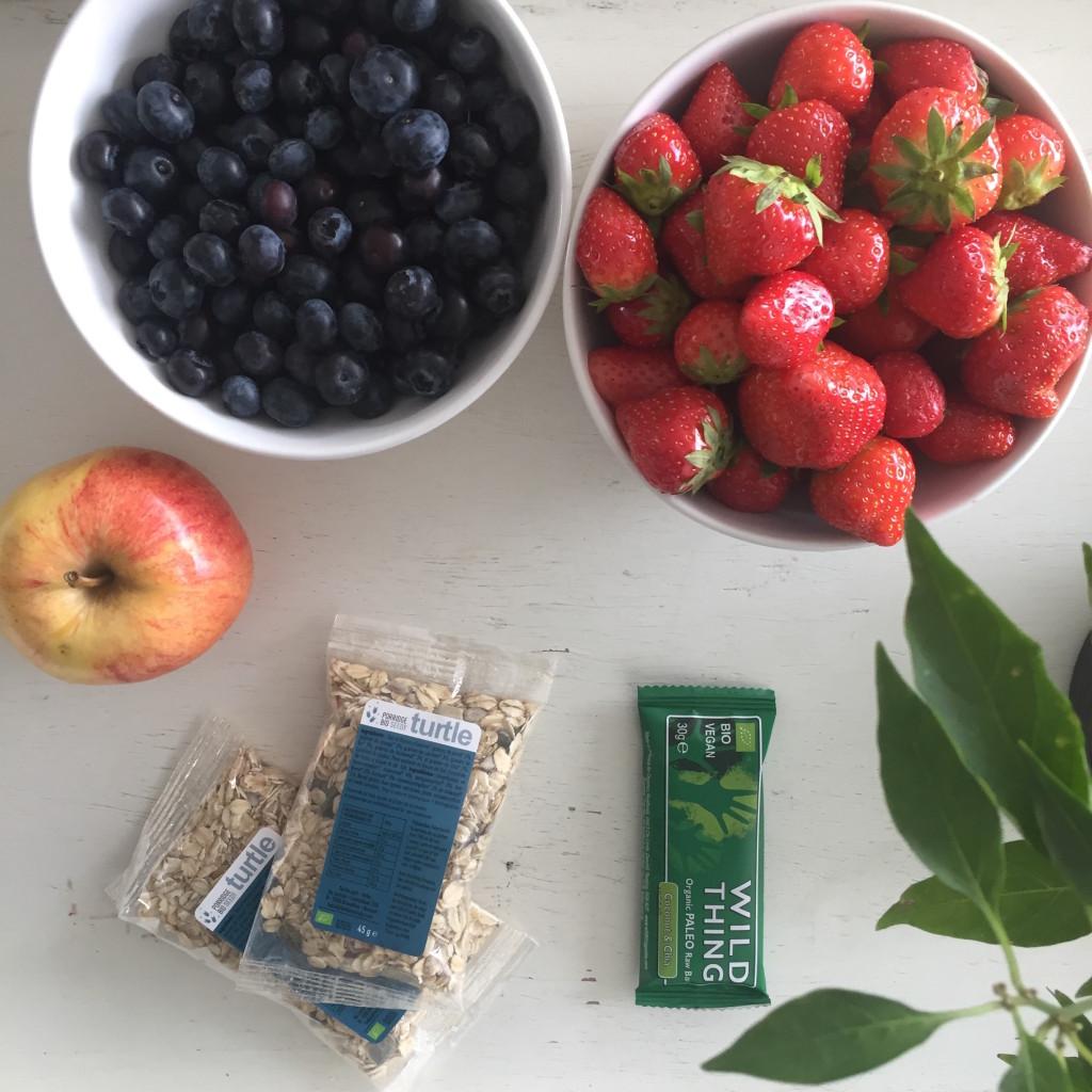 Organic Paleo Bars and Organic Porridge
