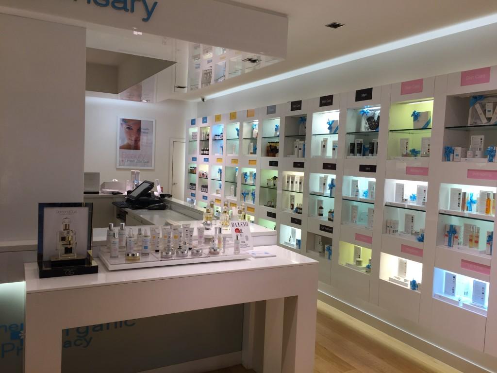The Organic Pharmacy Inside