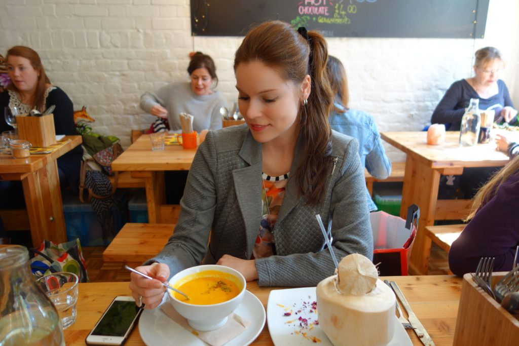 Wild Food Cafe London